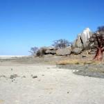 Lekubu Island, Botswana