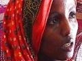 Meisje Eritrea