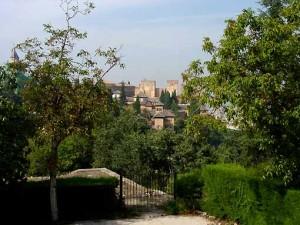 Alhambra tuin