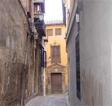 Straatje Toledo