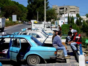 Taxi's in Marokko