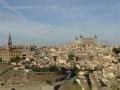 Gezicht op Toledo