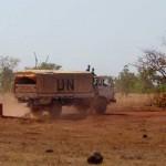 UN vrachtwagen