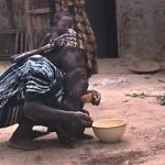 Dorpstafreel in Guinee