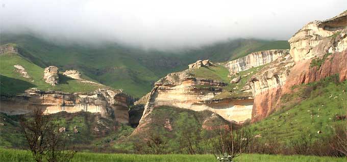 Mist Lesotho