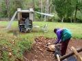Malawi Foto houtkappen