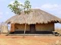 Huisje in Malawi