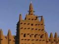 Moskee Djenne detail