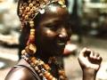 Peul vrouw Mali