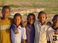 Vrienden in Mali