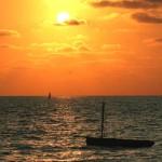 Vissersboten Mozambique