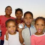 Kinderen Namibië