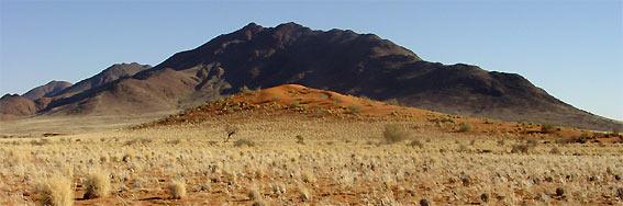Landschap Namibie