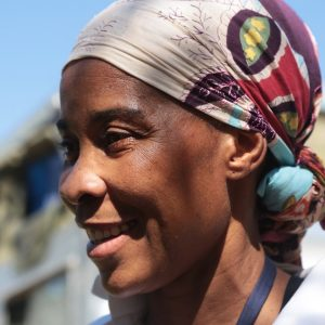 Salina, het Bushmanmeisje