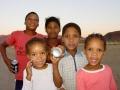 Namibie kinderen