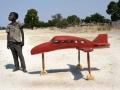 Bush art Namibie