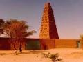Moskee in Agadez