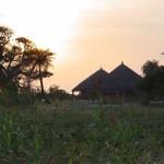 Zonsondergang bij Djidjack