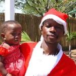 Swaziland foto kerstman