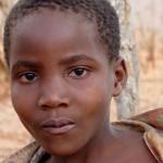 Jongen Tanzania