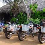 Afrika op de motor