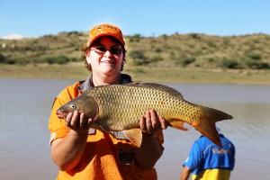 Vissen Namibie