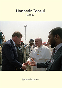 Honorair Consul in Afrika