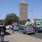 Het moderne Lusaka