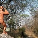 standbeeld van Dr. David Livingstone