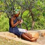 Zimbabwe handwerk
