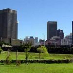 Foto gebouw Kaapstad