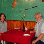 Foto Zuid Afrika afscheid dinner