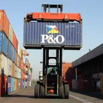 Foto Zuid Afrika container