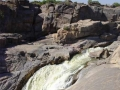Zuid Afrika waterval